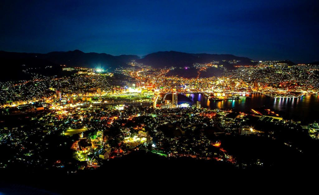 Complete the Three Major Night Views of Japan|Kênh du lịch LocoBee