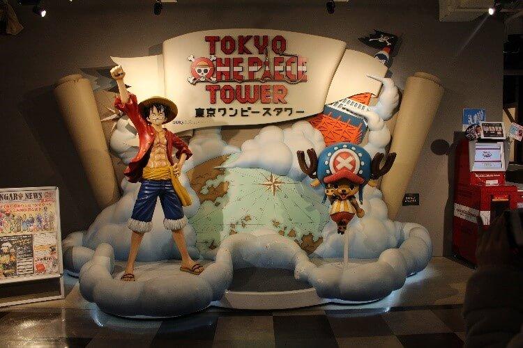Photo of アニメの世界を体験!「東京ワンピースタワー」