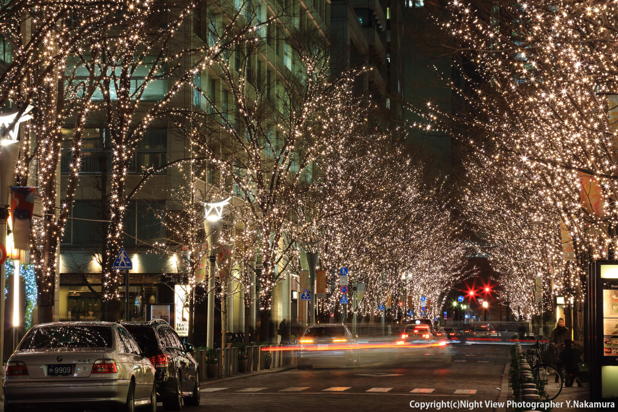 Photo of Champagne Gold Illumination at Marunouchi