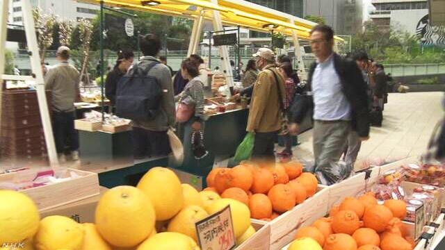 Photo of Đến mua các loại rau quả từ mọi miền nước Nhật tại Shinjuku