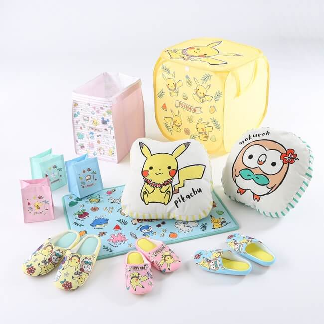 Photo of 「Pokémon and 3COINS」- sự kết hợp tạo ra những sản phẩm độc đáo