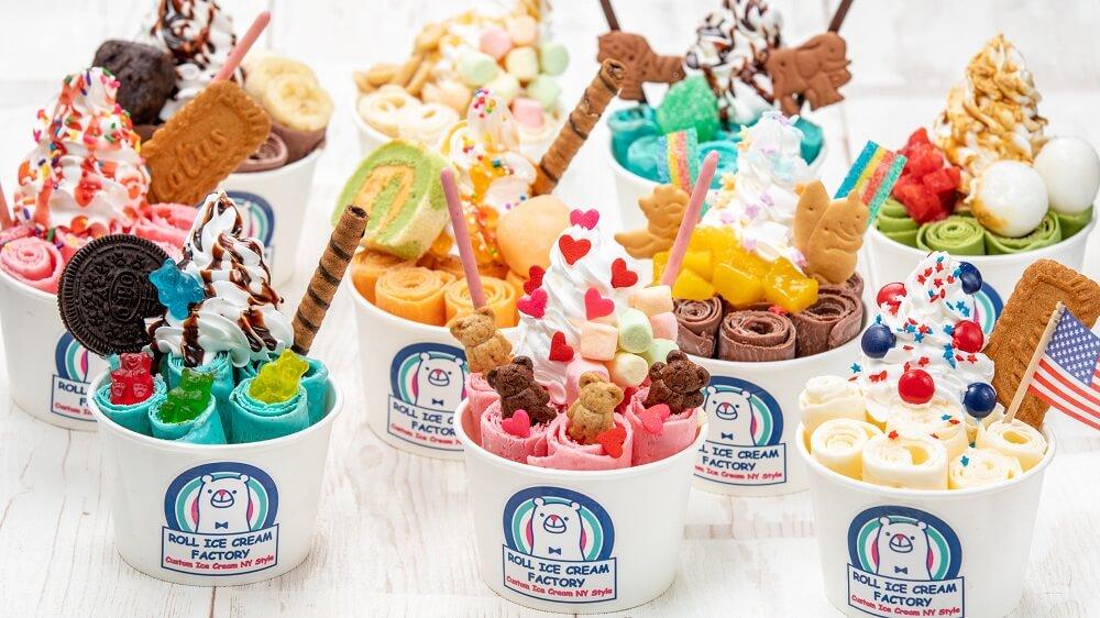 """Photo of Tham gia ngày khai trương cửa hàng kem """"Roll Ice Cream"""" ở Nagoya để nhận quà tặng miễn phí"""