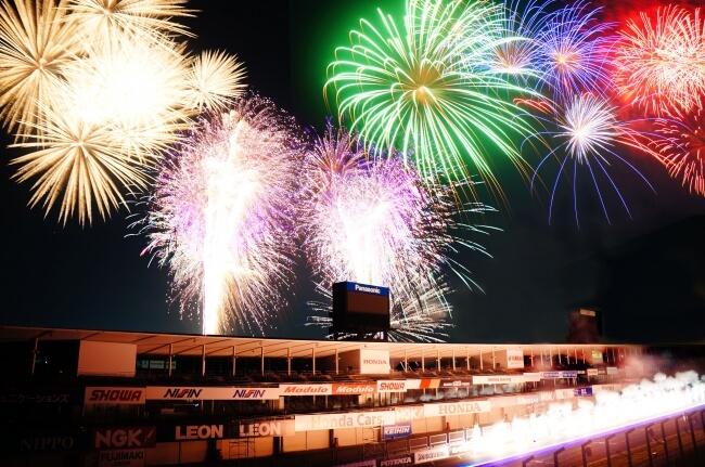 """Photo of """"Suzuka Circuit Fireworks The Performance"""" sự kiện ngắm pháo hoa kết hợp Motor sports độc đáo"""