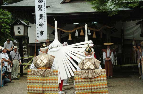 Photo of Đắm say với vũ điệu chim diệc Heron dance ở thị trấn Tsuwano tỉnh Shimane