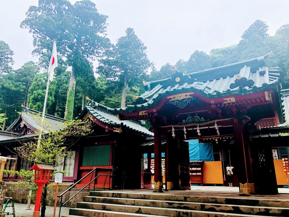 Photo of 【トラベックスツアーズ×LOCOBEE】バスツアーで行けるおすすめスポット紹介  箱根でパワーチャージ!芦ノ湖と箱根神社で運気UP!