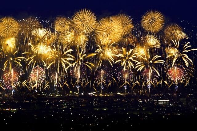 Photo of Bồi hồi cảm xúcvới lễ hội pháo hoa Nagaoka ở Niigara