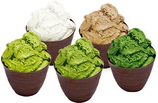 Photo of Cửa hàng kem matcha với 7 cấp độ – Nanaya Aoyama