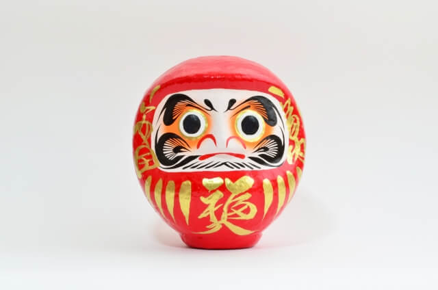 Photo of Búp bê may mắn Daruma