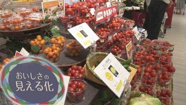 Photo of Ứng dụng cho biết độ ngon của rau quả