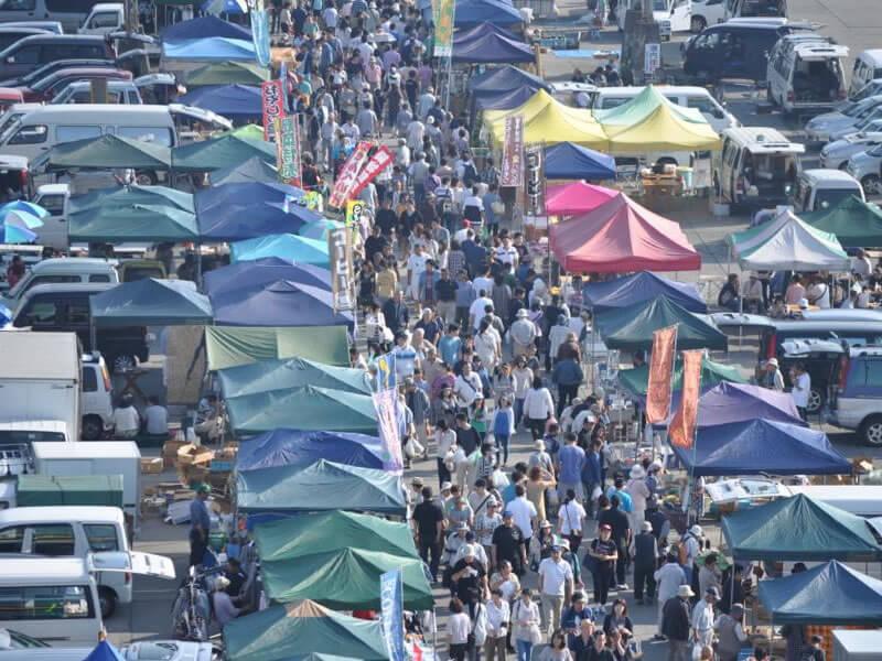 Photo of Tham quan và mua sắm tại chợ sáng Tatehana Wharf – Aomori