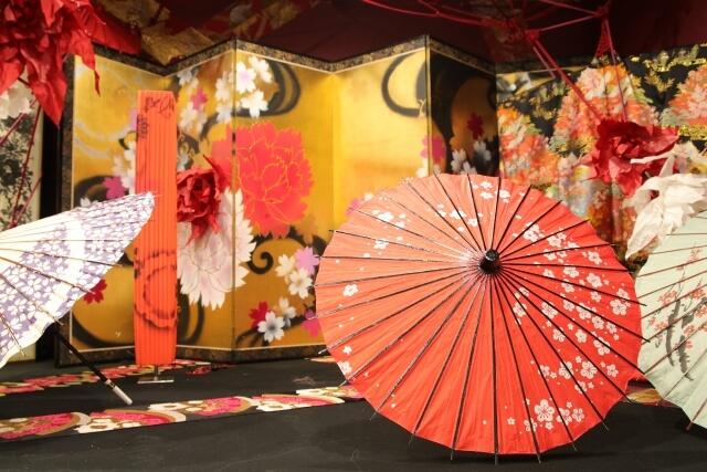Photo of Đi qua những ngày mưa với ô dù Nhật Bản